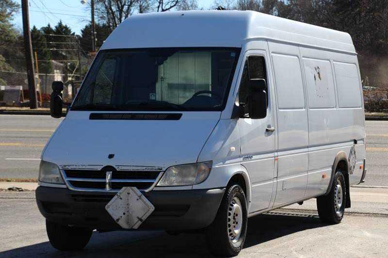 Dodge Sprinter 2006 $5999.00 incacar.com