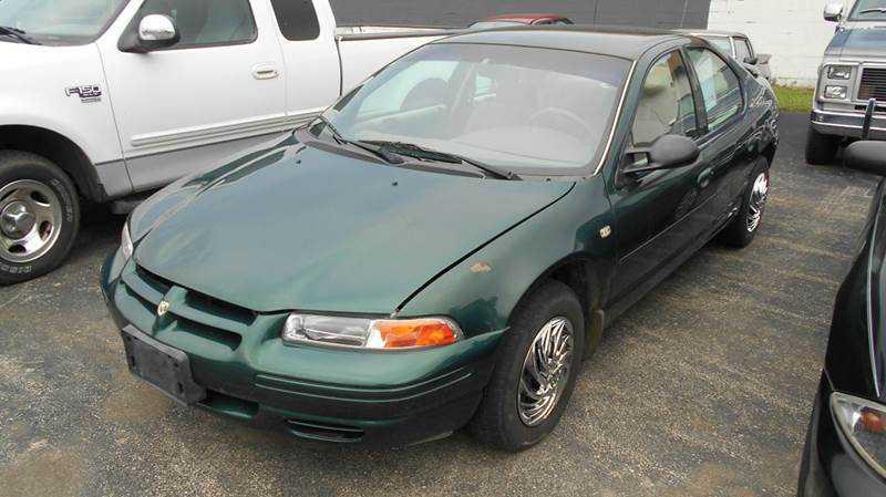 Dodge Stratus 1999 $1700.00 incacar.com
