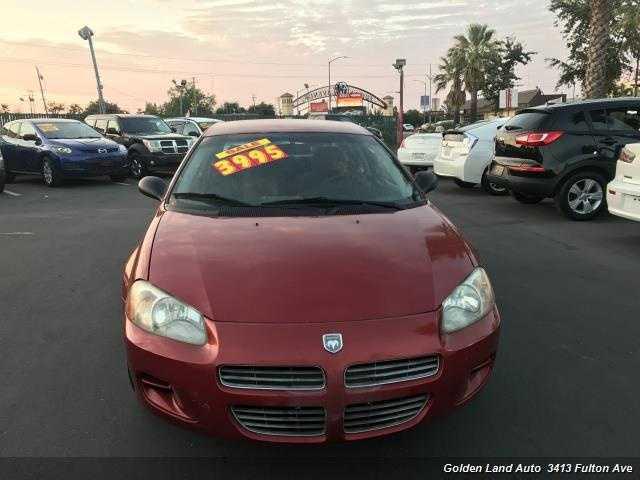 Dodge Stratus 2001 $3999.00 incacar.com