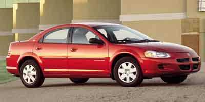 used Dodge Stratus 2002 vin: 1B3EL46X62N275243