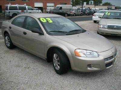 Dodge Stratus 2003 $2895.00 incacar.com