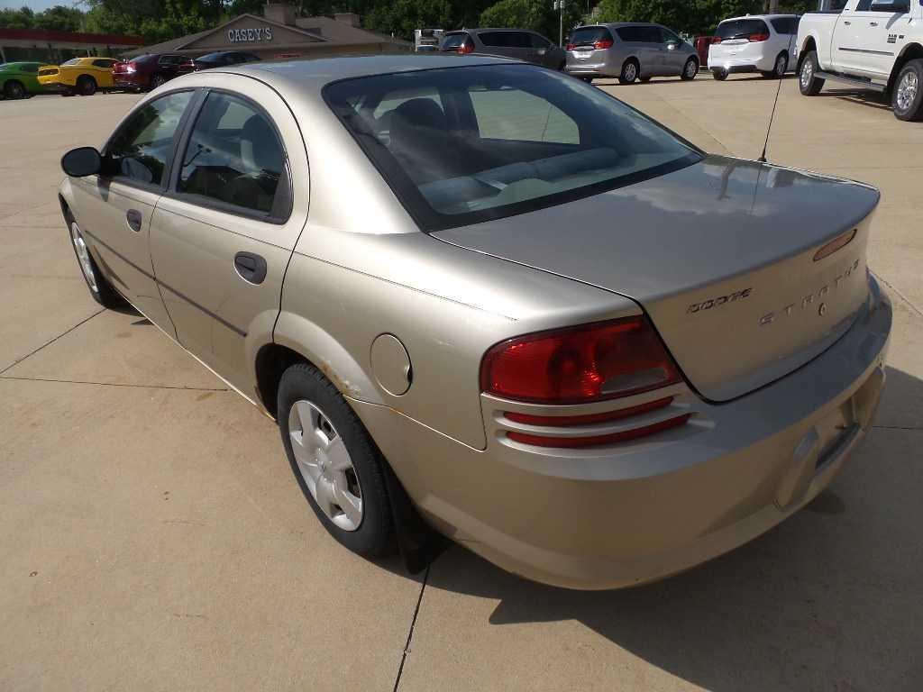 Dodge Stratus 2004 $1495.00 incacar.com