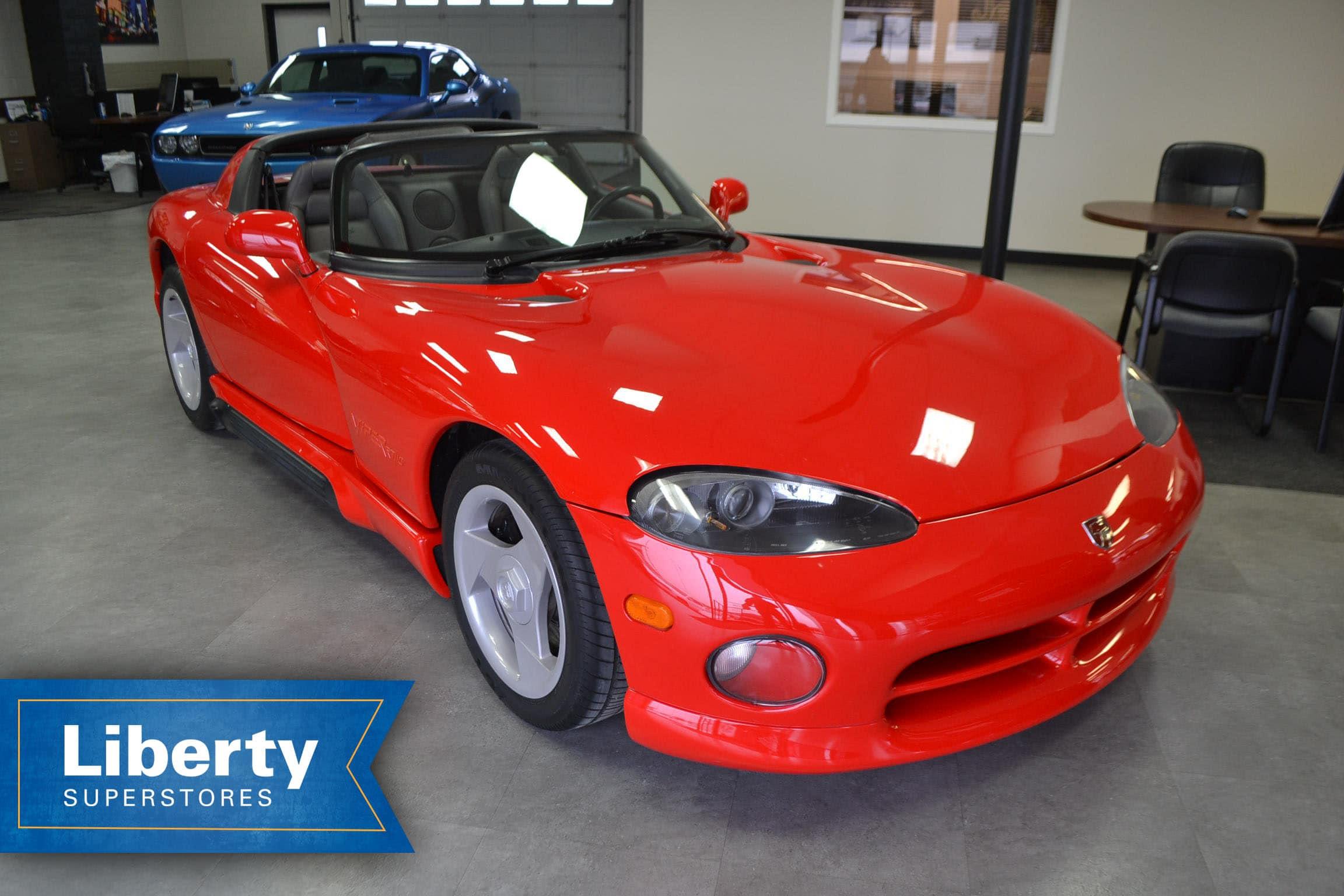 Dodge Viper 1994 $35997.00 incacar.com