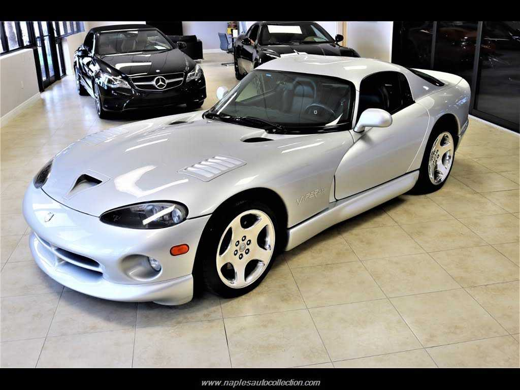 Dodge Viper 1999 $51795.00 incacar.com