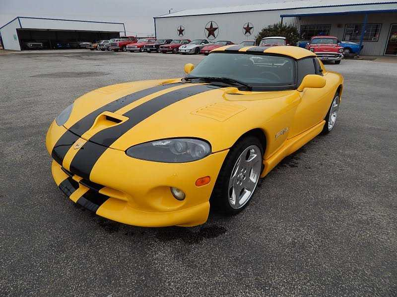 Dodge Viper 2001 $44900.00 incacar.com