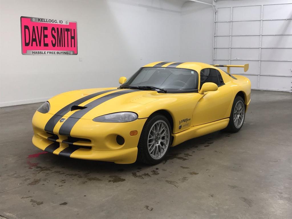 Dodge Viper 2001 $59998.00 incacar.com