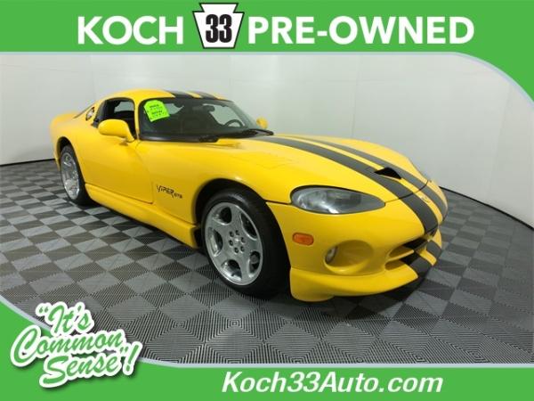 Dodge Viper 2002 $52900.00 incacar.com