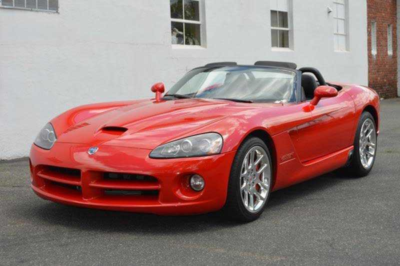 used Dodge Viper 2003 vin: 1B3JR65Z43V501325