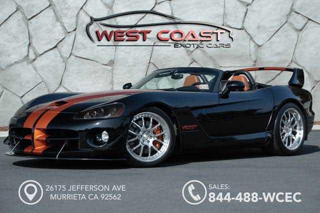Dodge Viper 2005 $59990.00 incacar.com