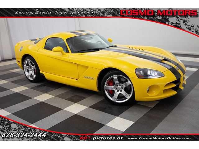 Dodge Viper 2006 $54997.00 incacar.com