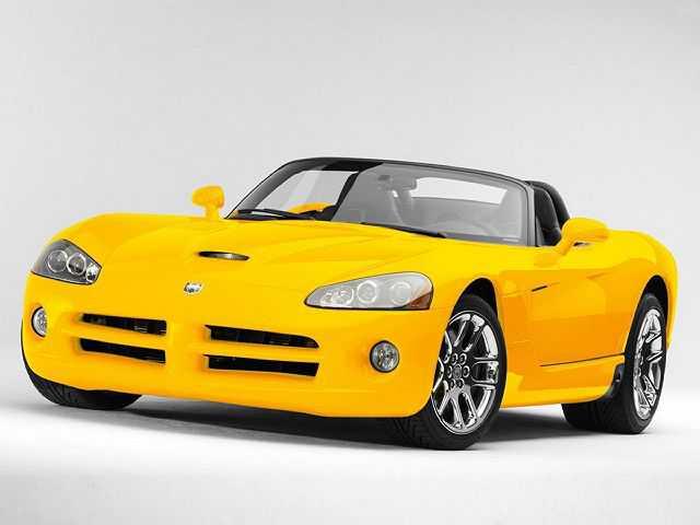 Dodge Viper 2006 $43999.00 incacar.com