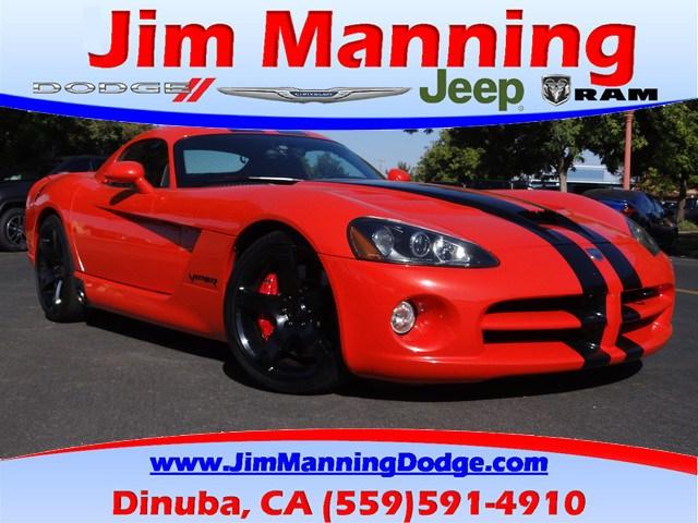 Dodge Viper 2008 $52988.00 incacar.com
