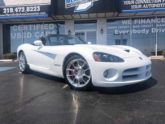 Dodge Viper 2010 $63995.00 incacar.com