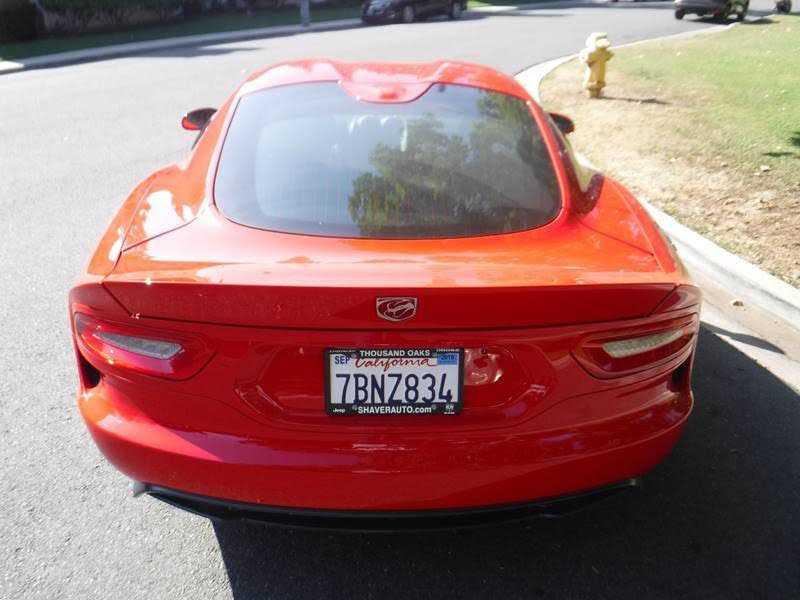 Dodge Viper 2013 $84995.00 incacar.com