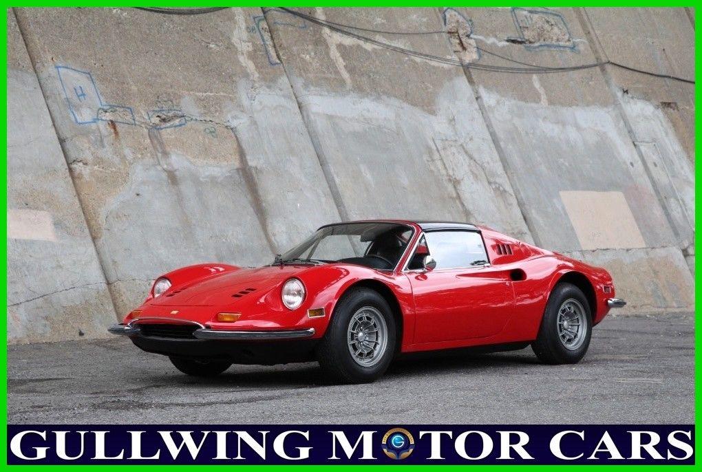 Ferrari 246 GTS Dino 1974 $429500.00 incacar.com