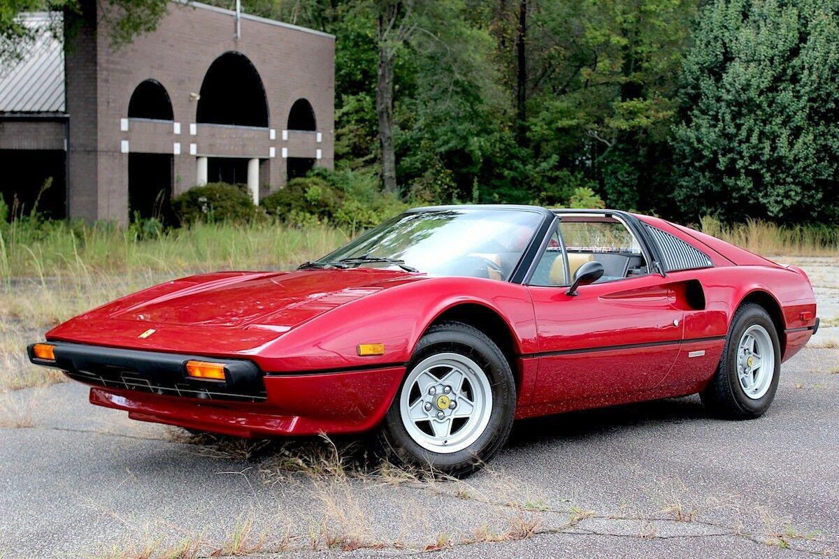 Ferrari 308 1979 $88000.00 incacar.com