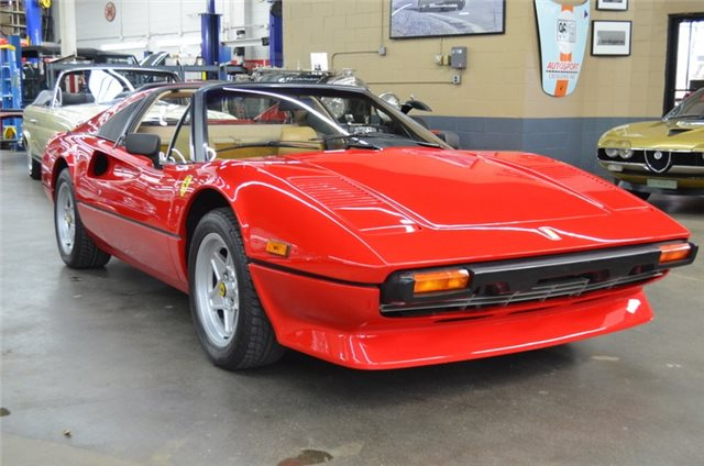 Ferrari 308 1981 $64500.00 incacar.com