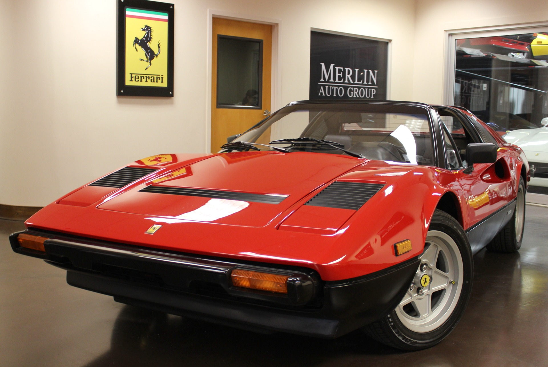 used Ferrari 308 1983 vin: ZFFMA13A0D0047433