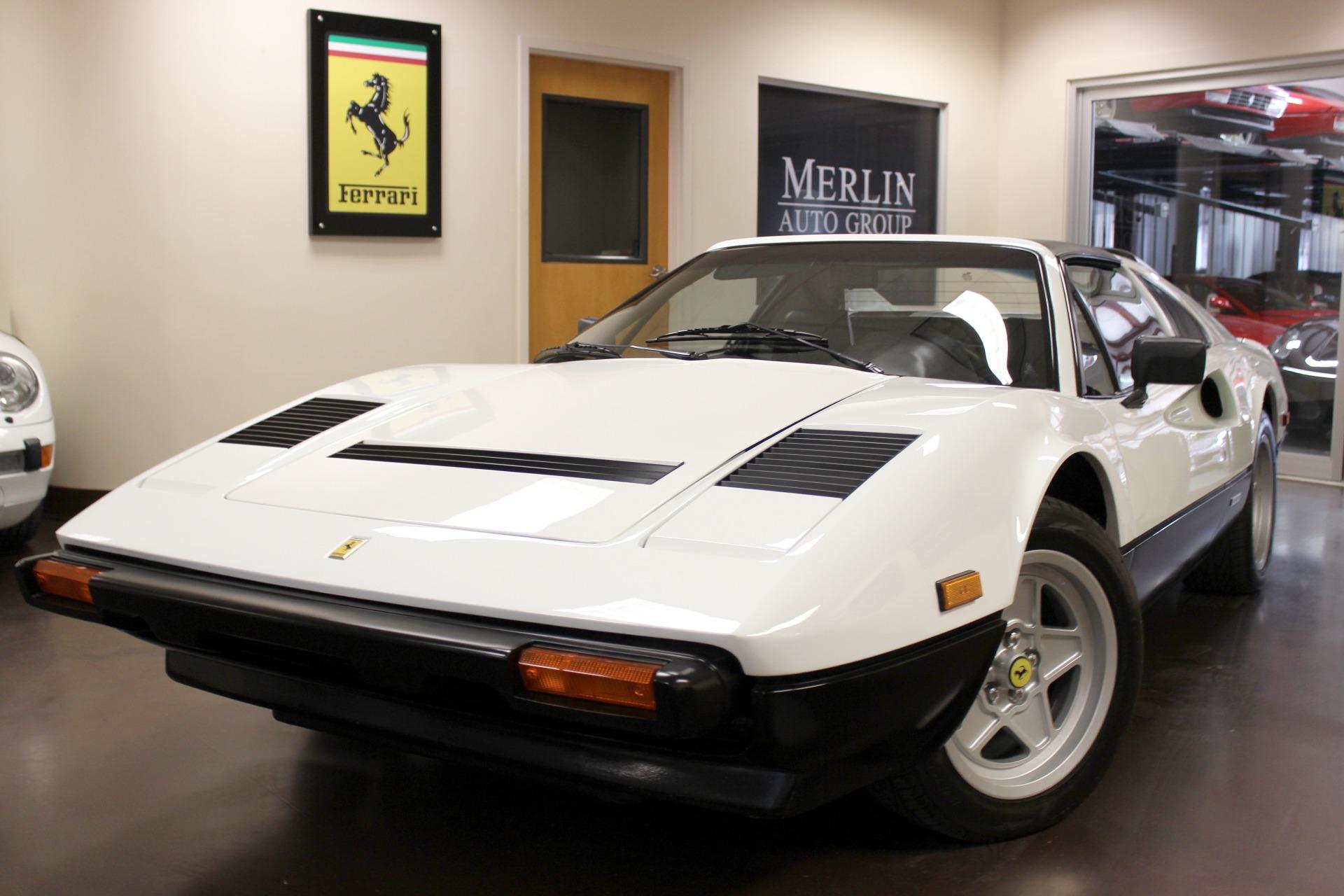 Ferrari 308 1984 $150000.00 incacar.com
