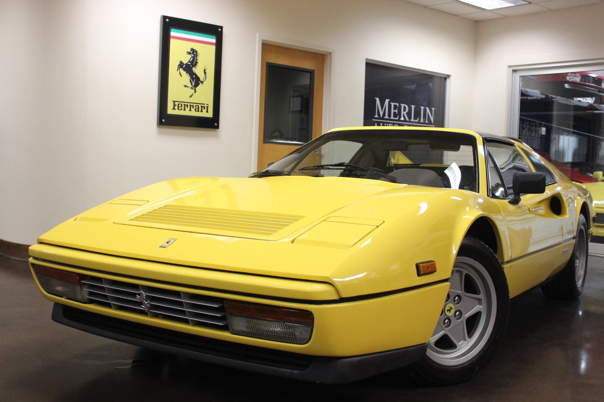 Ferrari 328 1986 $90000.00 incacar.com