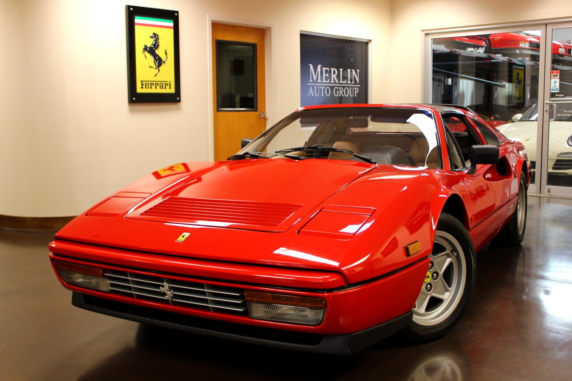 Ferrari 328 1988 $98000.00 incacar.com
