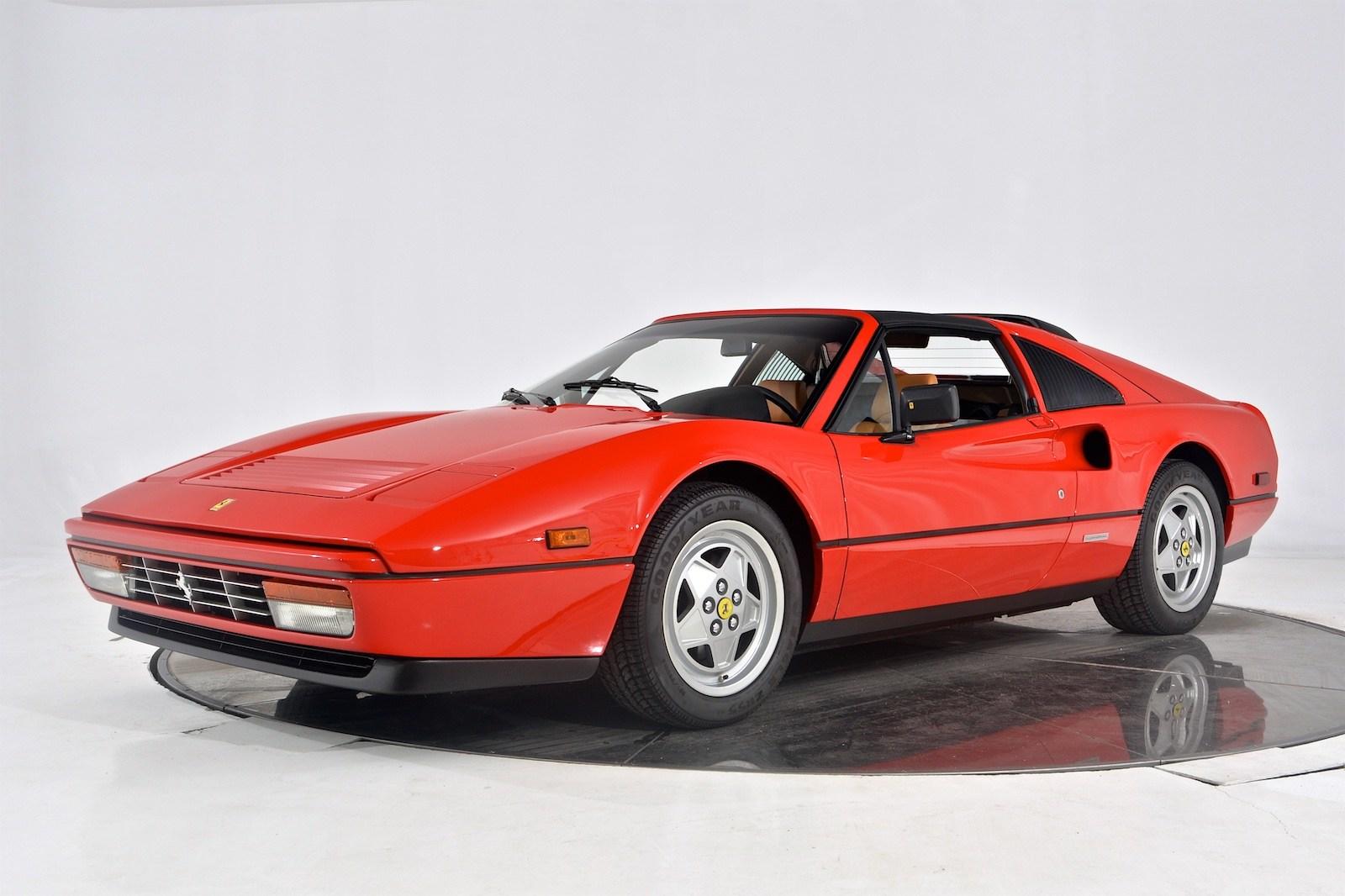 Ferrari 328 1989 $239900.00 incacar.com