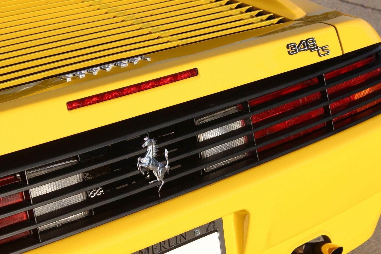 Ferrari 348 1992 $68826.00 incacar.com