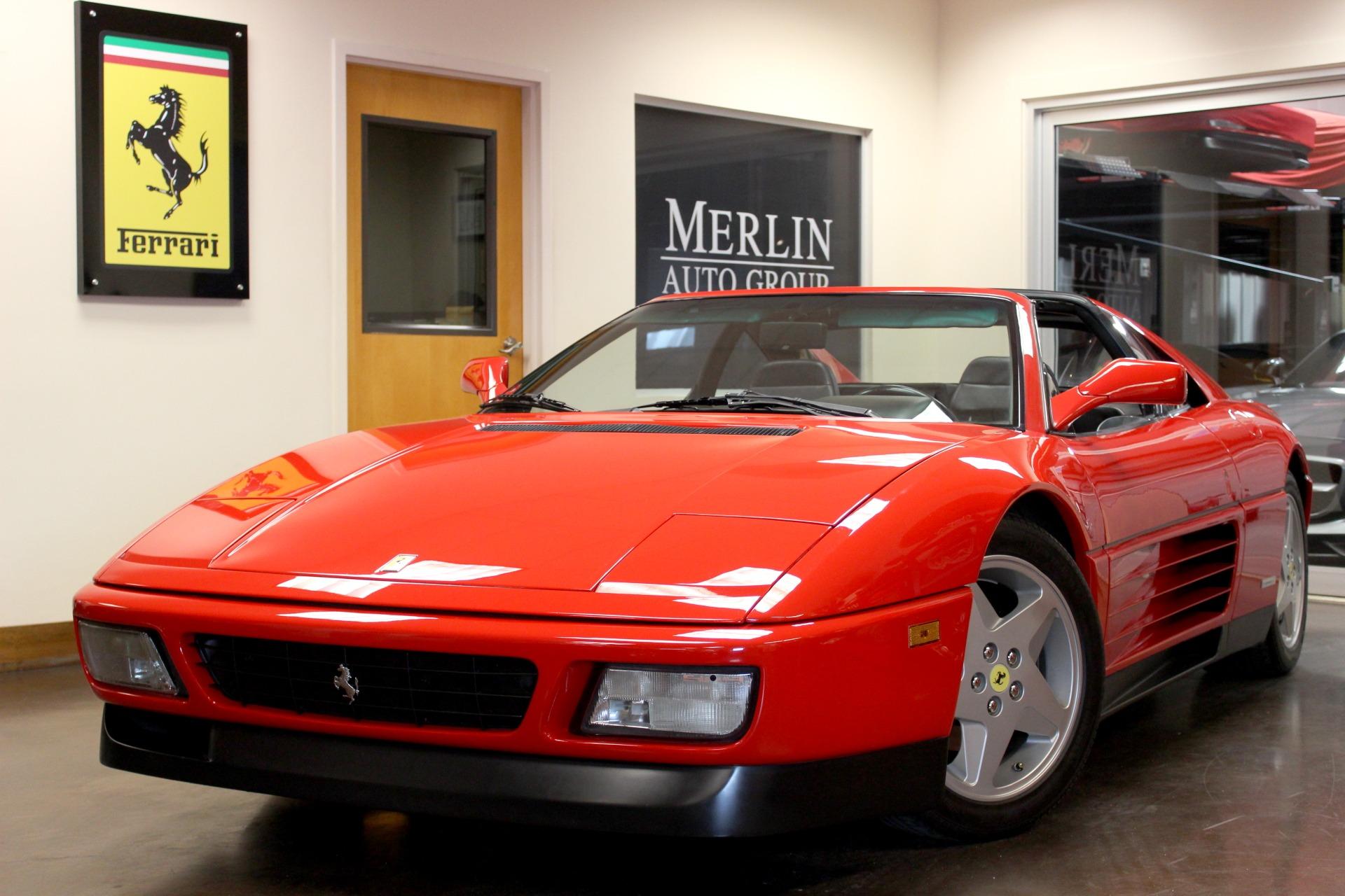 Ferrari 348 1992 $75000.00 incacar.com