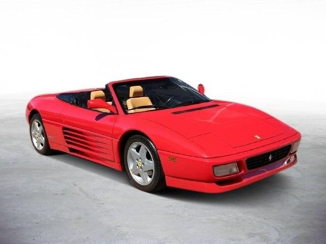 used Ferrari 348 1994 vin: ZFFRG43A9R0096028
