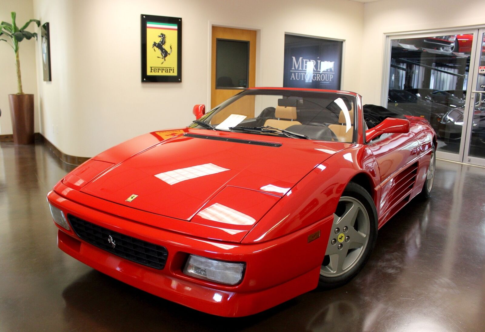 Ferrari 348 1995 $88000.00 incacar.com