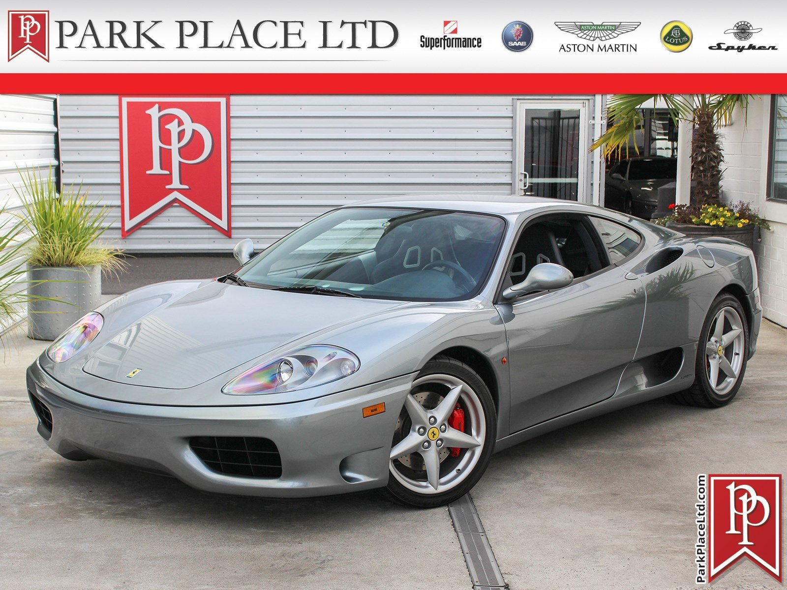 used Ferrari 360 1999 vin: ZFFYR51A5X0118862