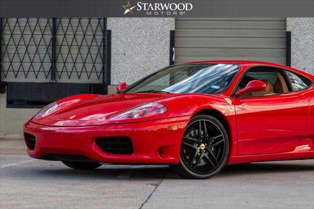 Ferrari 360 1999 $79900.00 incacar.com
