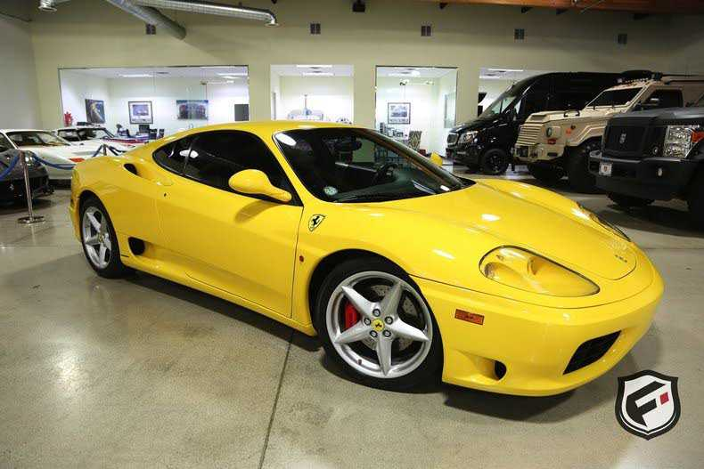 Ferrari 360 2000 $109950.00 incacar.com