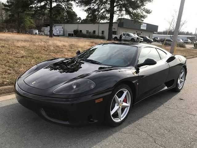 Ferrari 360 2000 $41000.00 incacar.com