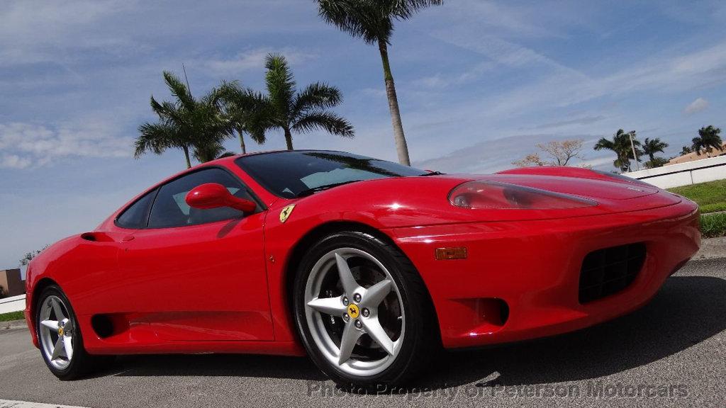 Ferrari 360 2000 $65999.00 incacar.com