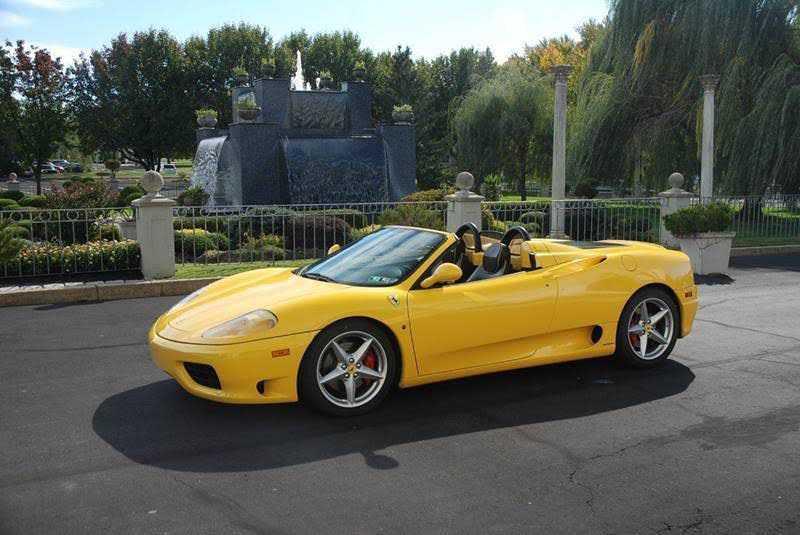 Ferrari 360 2001 $82900.00 incacar.com