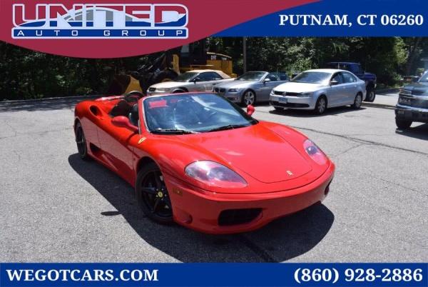 Ferrari 360 2001 $76495.00 incacar.com