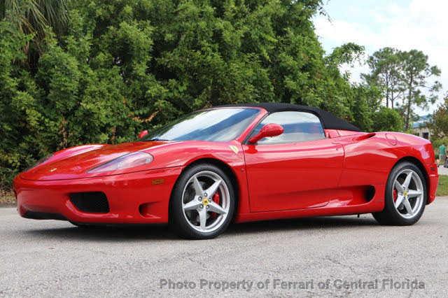 Ferrari 360 2001 $165895.00 incacar.com