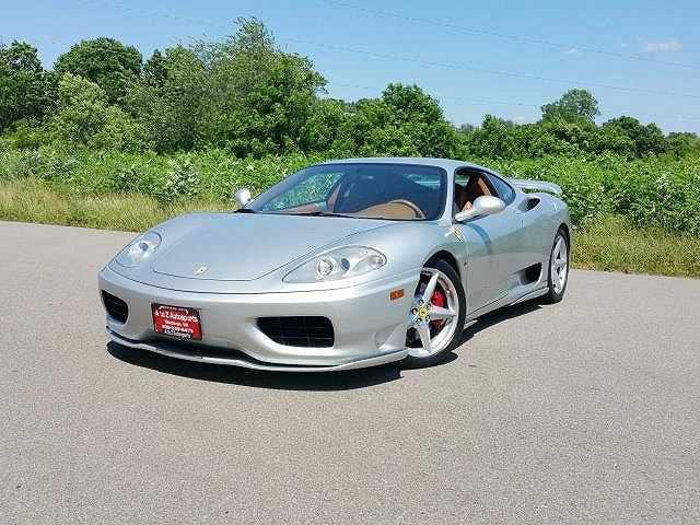 Ferrari 360 2002 $95995.00 incacar.com