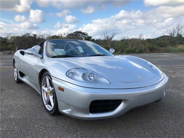 Ferrari 360 2002 $111000.00 incacar.com