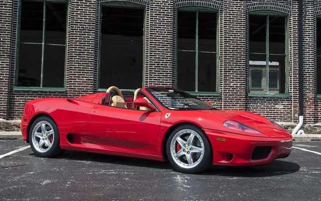 Ferrari 360 2003 $109900.00 incacar.com