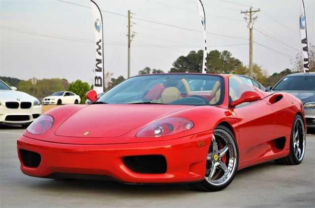 Ferrari 360 2003 $89995.00 incacar.com
