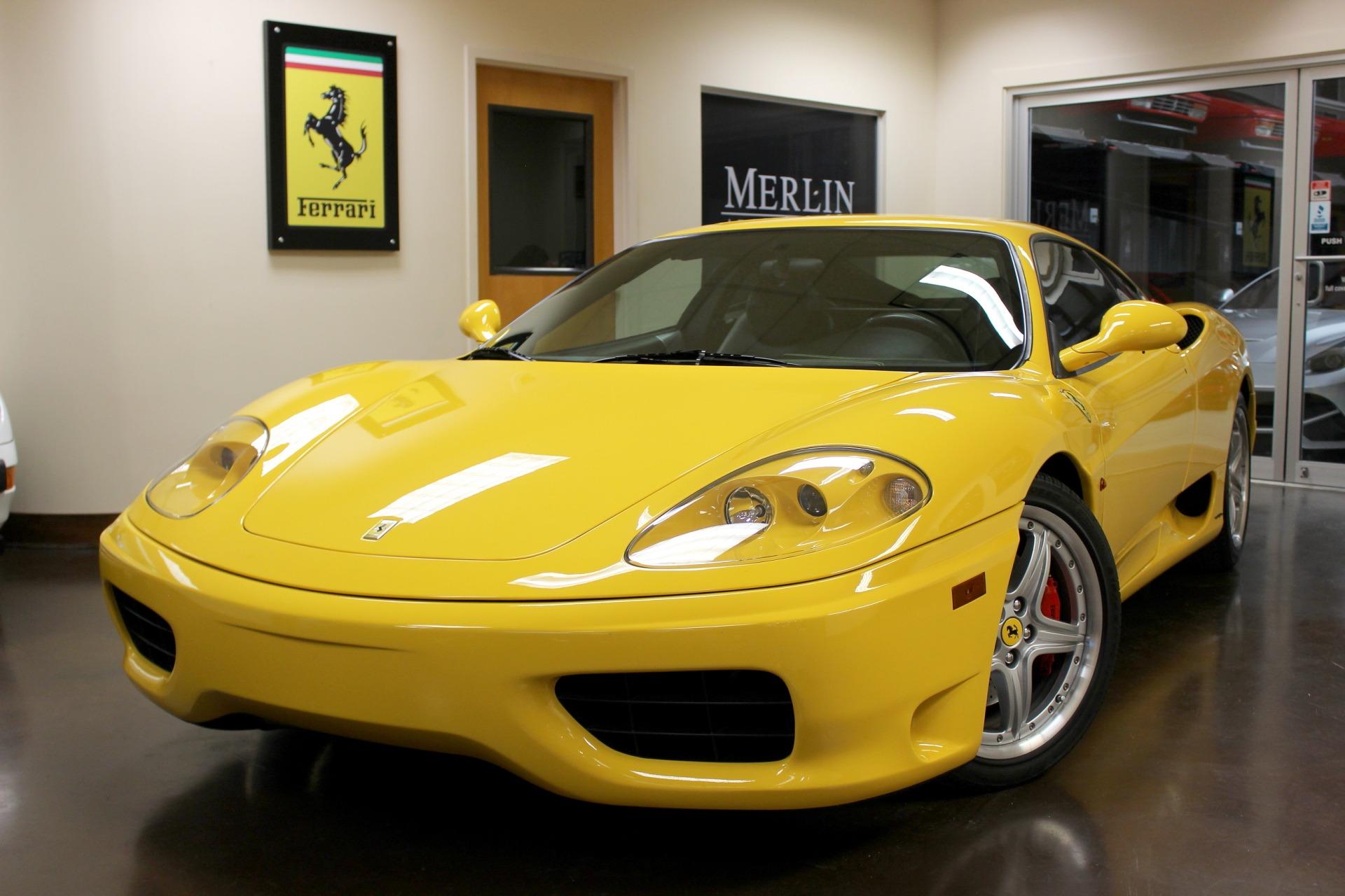 Ferrari 360 2003 $100000.00 incacar.com