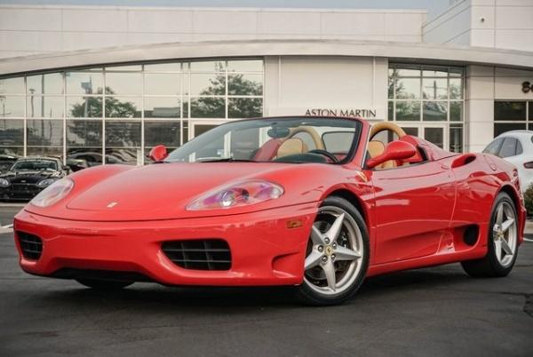 Ferrari 360 2004 $89800.00 incacar.com