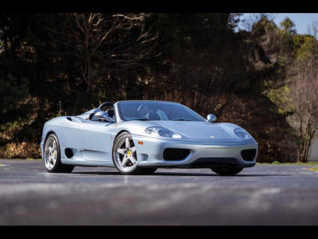 Ferrari 360 2004 $125900.00 incacar.com