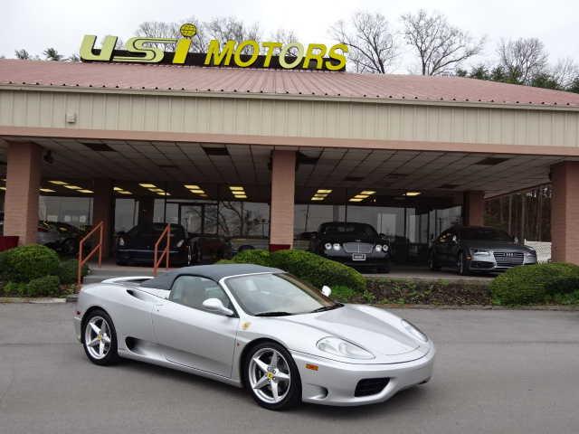 used Ferrari 360 2004 vin: ZFFYT53AX40135957