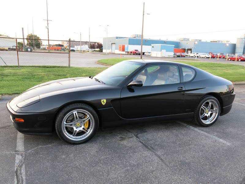 Ferrari 456 M GT 1999 $69900.00 incacar.com