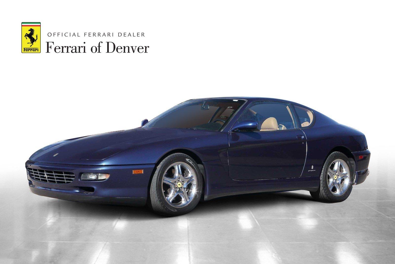 used Ferrari 456 M GTA 1995 vin: ZFFSP44A7S0103760