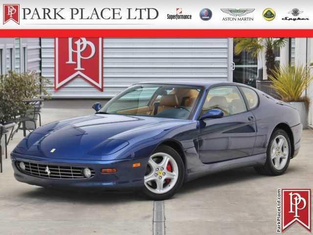 Ferrari 456 M GTA 2000 $59950.00 incacar.com