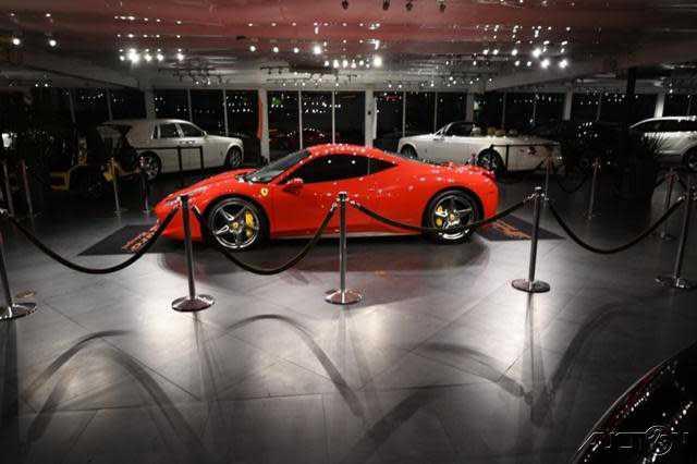 Ferrari 458 Italia 2010 $174991.00 incacar.com